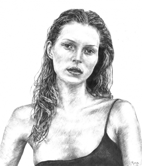 Kate Moss by rb232